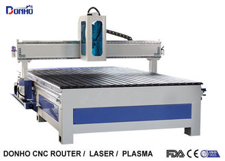 Weihong Control System Blue 3 Axis CNC Router Table Machine For Fuiniture Industry
