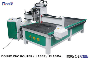 Wood / Acrylic Engraving CNC Router Milling Machine With 3 Zone Vacuum Table
