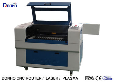 MDF / Acrylic Co2 Laser Tube Laser Engraving Machine With USD Off Line